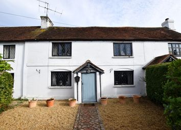 Thumbnail 3 bedroom cottage for sale in The Street, Crookham Village, Fleet