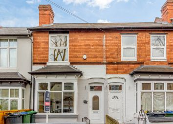 Thumbnail 2 bed terraced house for sale in Cemetery Road, Smethwick
