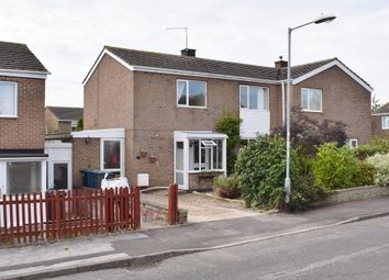 Thumbnail 3 bedroom semi-detached house for sale in Parkin Close, Cropwell Bishop