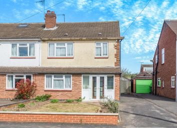 Thumbnail 3 bed semi-detached house for sale in Queens Close, Kenilworth