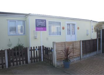 Hockley Mobile Homes, Hockley SS5. 1 bed property