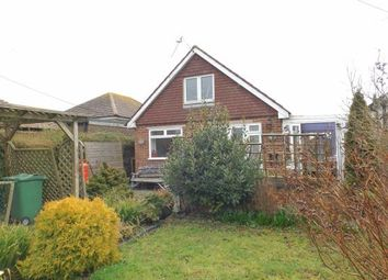 Thumbnail 2 bed bungalow for sale in Donald Way, Winchelsea Beach, Winchelsea, East Sussex