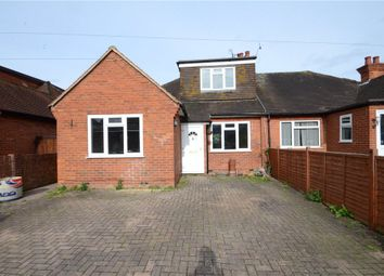 Thumbnail 4 bedroom semi-detached bungalow for sale in Northfield Road, Maidenhead, Berkshire