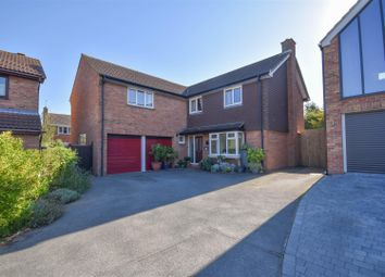 Thumbnail 5 bed detached house for sale in Lindy Close, Kinoulton, Nottingham
