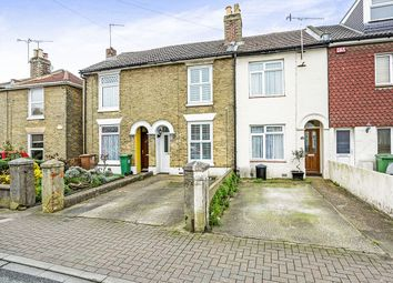 Thumbnail 2 bed terraced house for sale in Locksway Road, Southsea