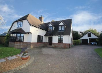 Thumbnail 5 bed detached house for sale in Worth Park Avenue, Crawley