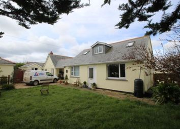 Thumbnail 5 bed bungalow for sale in The Circle Johns Corner, Rosudgeon, Penzance