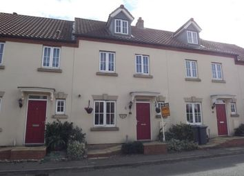Thumbnail 4 bed terraced house for sale in Crow Hill, Sandy, Bedfordshire