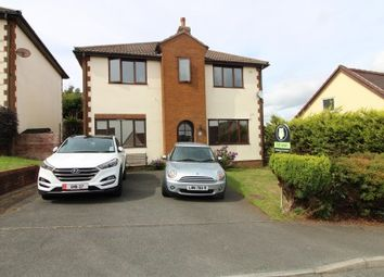 Thumbnail 4 bed detached house for sale in Hilltop View Farmhill Douglas, Isle Of Man