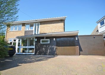 Thumbnail 4 bed detached house for sale in Wilrich Avenue, Canvey Island