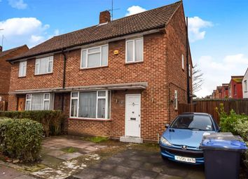Thumbnail 3 bedroom semi-detached house for sale in Roundwood Road, Harlesden, London