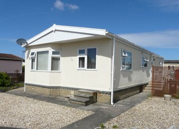 Thumbnail 3 bedroom mobile/park home for sale in Oaktree Park, Locking, Weston-Super-Mare