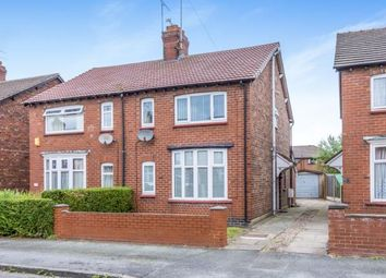 Thumbnail 3 bed semi-detached house for sale in Neville Street, Crewe, Cheshire