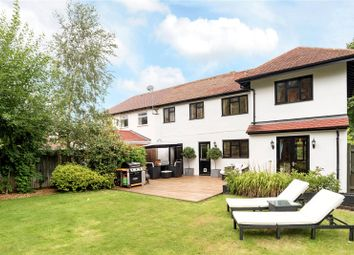 Thumbnail 3 bed semi-detached house for sale in Chantry Cottages, Chantry Road, Chilworth, Guildford