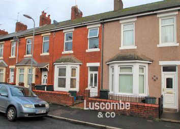 Thumbnail 2 bed terraced house to rent in Ross Street, Newport