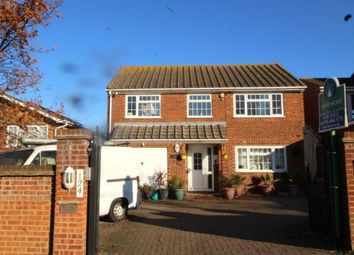 Thumbnail 4 bed detached house for sale in Scarborough Drive, Minster On Sea, Sheerness