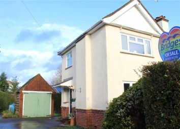 Thumbnail 3 bed detached house for sale in Woodcut Road, Wrecclesham, Farnham