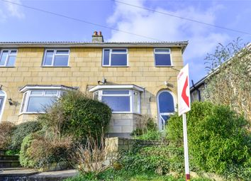 Thumbnail 3 bedroom semi-detached house for sale in Bay Tree Road, Bath, Somerset
