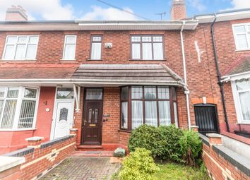 Thumbnail 3 bed terraced house for sale in Bayswater Road, Handsworth, Birmingham