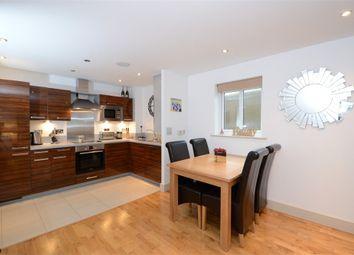 Thumbnail 1 bed flat to rent in Consero Court, 97 Brooklands Road, Weybridge, Surrey