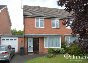 Thumbnail 3 bed semi-detached house for sale in Heath Road South, Birmingham, West Midlands.