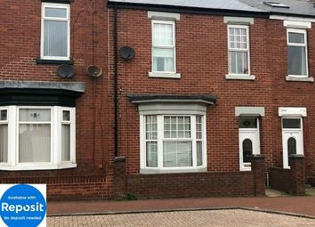 Thumbnail 4 bed terraced house to rent in Roker Baths Road, Sunderland