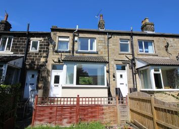 Thumbnail 2 bedroom terraced house for sale in Springwell Terrace, Yeadon, Leeds