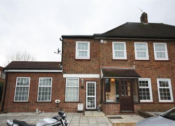 Thumbnail 4 bed semi-detached house for sale in Fryent Way, Kingsbury, London