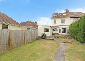 Thumbnail 4 bedroom semi-detached house for sale in Creswicke Avenue, Hanham, Bristol