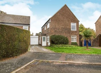 Thumbnail 4 bed link-detached house to rent in Petersfield Road, Duxford, Cambridge