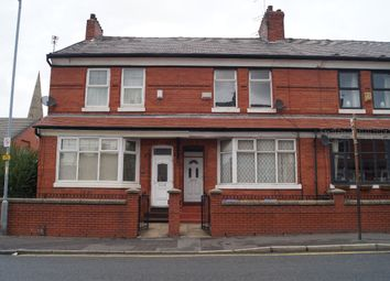 Thumbnail 4 bed terraced house for sale in Cromwell Grove, Levenshulme