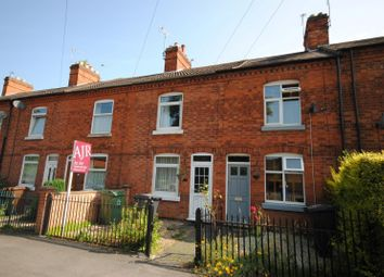 Thumbnail 3 bed terraced house to rent in Wood Lane, Quorn, Loughborough