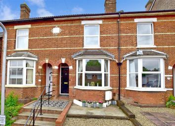 Thumbnail 2 bed terraced house for sale in St. Marys Road, Tonbridge, Kent