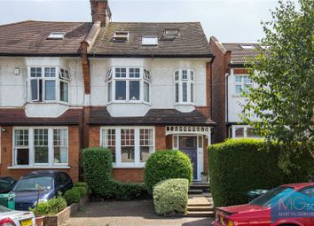 Thumbnail 4 bed semi-detached house for sale in Halliwick Road, London
