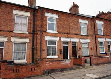 Thumbnail 3 bed terraced house for sale in Ivanhoe Street, Leicester