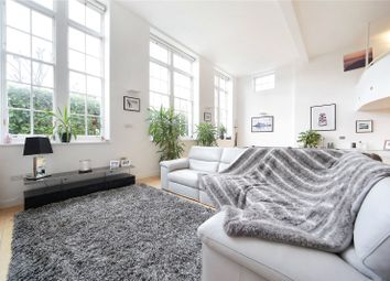 Thumbnail 2 bed flat to rent in Victorian Heights, Thackeray Road, Battersea, London