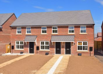 Thumbnail 2 bed town house for sale in Rowan Way, Knaresborough