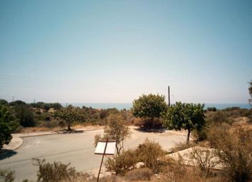 Thumbnail Land for sale in Aphrodite Hills, Aphrodite Hills, Cyprus