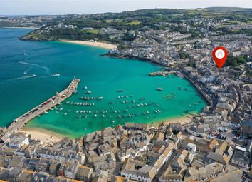 Thumbnail 1 bed terraced house for sale in Godref, Back Street, St. Ives, Cornwall