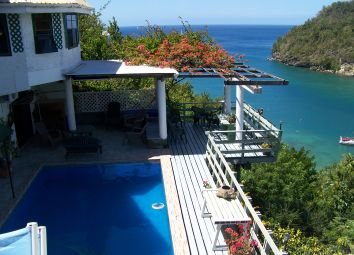 Thumbnail 3 bed villa for sale in Blue Maho, Marigot Bay, St Lucia