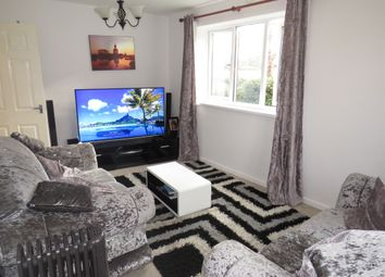 Thumbnail 2 bedroom flat for sale in Stagshaw Drive, Fletton, Peterborough