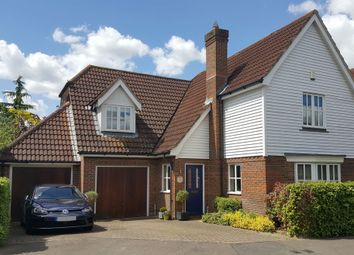 Thumbnail 4 bed detached house for sale in Buttercup Close, Paddock Wood, Tonbridge