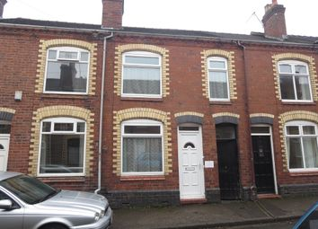 Thumbnail 2 bed terraced house for sale in Kinsey Street, Silverdale, Newcastle