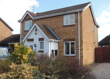 Thumbnail 4 bed detached house for sale in Baron Court, Peterborough, Peterborough