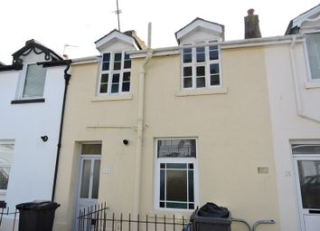 Thumbnail 2 bed terraced house to rent in Queen Street, Torquay
