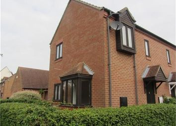 Thumbnail 1 bedroom property to rent in Ketton Close, Willen, Milton Keynes