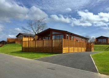 Thumbnail 3 bed lodge for sale in Chudleigh, Newton Abbot