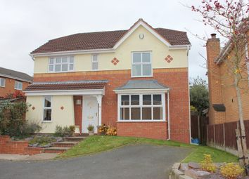 Thumbnail 4 bed detached house to rent in Cheltenham Avenue, Catshill, Bromsgrove