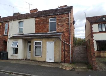 Thumbnail 2 bed end terrace house for sale in Woods Terrace, Gainsborough