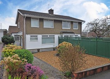 3 bed semi-detached house for sale in Extended House, Court Gardens, Newport NP10
